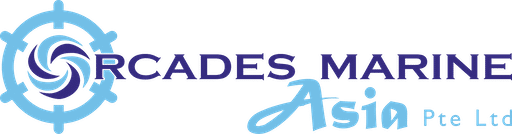 Orcades Marine Logo
