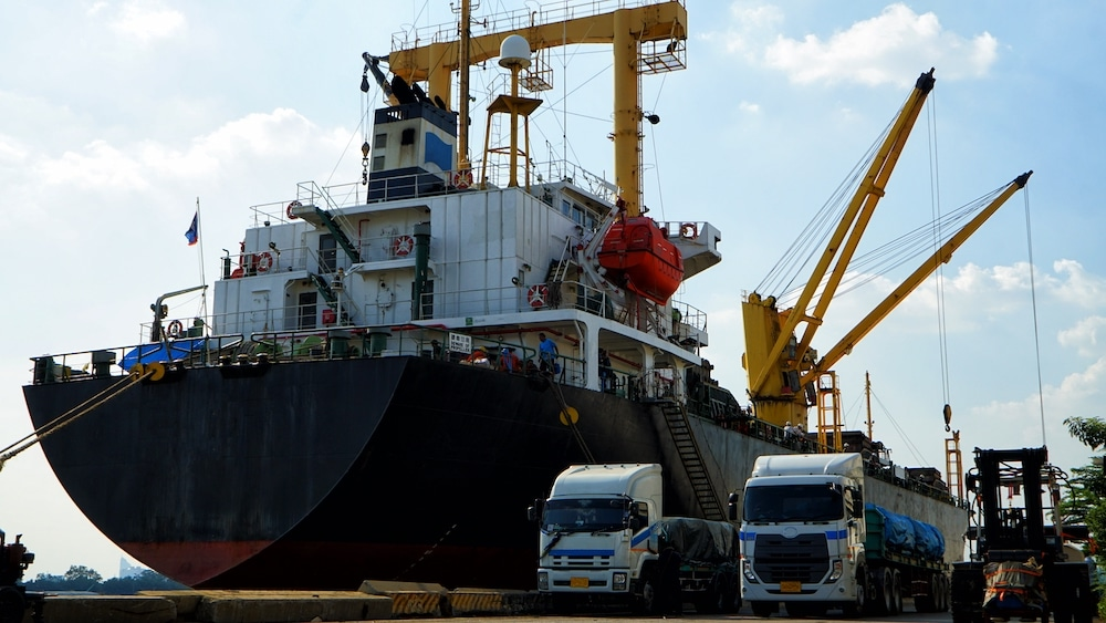 ship inspection
